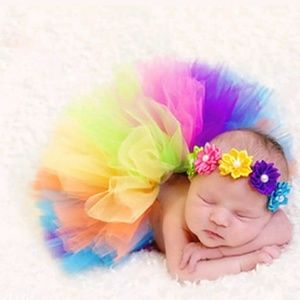 Other - BABY TUTU SET BRIGHT COLORS